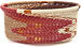 African Basket - Zulu Wire - Small Bowl with Straight Sides #47296