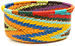 African Basket - Zulu Wire - Small Bowl with Straight Sides #48530