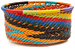 African Basket - Zulu Wire - Small Bowl with Straight Sides #48531