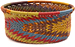 African Basket - Zulu Wire - Small Bowl with Straight Sides #48538