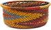 African Basket - Zulu Wire - Small Bowl with Straight Sides #48540