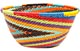 African Basket - Zulu Wire - Small Bowl #50511