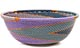 African Basket - Zulu Wire - Small Wide Bowl #50541