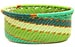 African Basket - Zulu Wire - Small Bowl with Straight Sides #50550