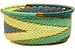 African Basket - Zulu Wire - Small Bowl with Straight Sides #50551