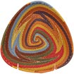 African Basket - Zulu Wire - Shallow Triangle #53329
