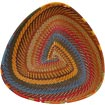 African Basket - Zulu Wire - Shallow Triangle #63380