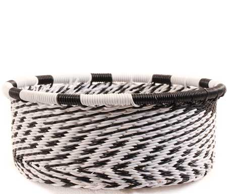 African Basket - Zulu Wire - Small Bowl with Straight Sides #67722