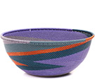 African Basket - Zulu Wire - Extra Large Bowl #73091