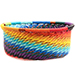 African Basket - Zulu Wire - Small Bowl with Straight Sides #73890
