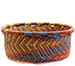 African Basket - Zulu Wire - Small Bowl with Straight Sides #73899