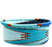 African Basket - Zulu Wire - Small Bowl with Straight Sides #73903