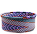 African Basket - Zulu Wire - Small Bowl with Straight Sides #73908