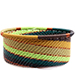 African Basket - Zulu Wire - Small Bowl with Straight Sides #73911