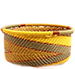 African Basket - Zulu Wire - Small Bowl with Straight Sides #73914