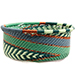 African Basket - Zulu Wire - Small Bowl with Straight Sides #73923