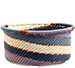 African Basket - Zulu Wire - Small Bowl with Straight Sides #73925