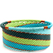 African Basket - Zulu Wire - Small Bowl with Straight Sides #73956