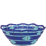 Kenya Beaded Baskets, Fair Trade Gifts