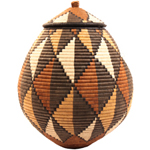 Zulu Ilala Palm Baskets