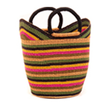 Ghana Bolga Vegan Baskets, Fair Trade Gifts