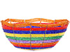 African Basket - Kenya - Beaded Bowl, Small -  5.5 Inches Across - #76030