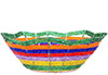 African Basket - Kenya - Beaded Bowl, Small -  6 Inches Across - #76031