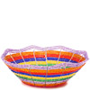 African Basket - Kenya - Beaded Bowl, Small -  6 Inches Across - #80422