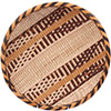 "African Basket - Tonga - Gokwe Winnowing Basket - 13.25"" Across - #76215"