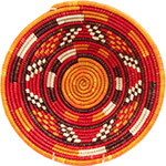 African Basket - Nubian Bowl - 12.25 Inches Across - #73061