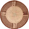 African Basket - Tonga - Zimbabwe Binga Basket - 12.75 Inches Across - #64682