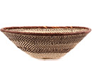 African Basket - Tonga - Zimbabwe Binga Bowl - 14 Inches Across - #74570