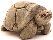 Shona Stone Sculpture -  2.25 Inches Tall - #SS072