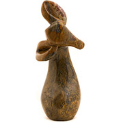 Shona Stone Sculpture -  8.25 Inches Tall - #ZG564