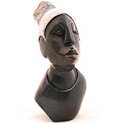 Shona Stone Sculpture -  7.25 Inches Tall - #ZG577g