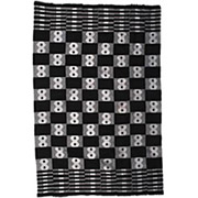 Handmade African Textile - Kente Cloth - 42 Inches Wide x 42 Inches Tall - #7685
