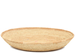 African Basket - Tuareg Winnowing Tray - 14.25 Inches Across - #95493