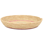 African Basket - Tuareg Winnowing Tray - 14.25 Inches Across - #95494