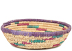 African Basket - Small Tuareg Tray -  6.5 Inches Across - #95504