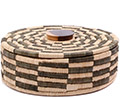 African Basket - Malawi Tabletop Storage - 12 Inches Across - #75975