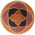African Basket - Makalani Bowl - 11.25 Inches Across - #71806