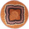African Basket - Makalani Bowl - 10 Inches Across - #71826