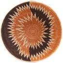 African Basket - Makalani Bowl - 13 Inches Across - #73147