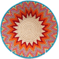 African Basket - Swaziland - Sisal Bowl -  6.5 Inches Across - #58915