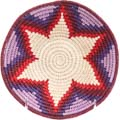 African Basket - Swaziland - Sisal Bowl -  6.25 Inches Across - #71549