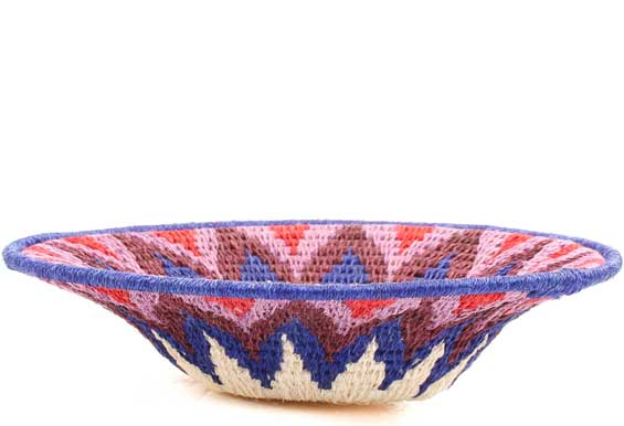 African Basket - Swaziland - Sisal Bowl -  6.25 Inches Across - #71555