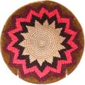 African Basket - Swaziland - Sisal Bowl -  6.25 Inches Across - #71611