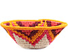 African Basket - Swaziland - Sisal Bowl -  4.5 Inches Across - #72642