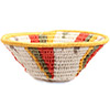 African Basket - Swaziland - Sisal Bowl -  5 Inches Across - #72662