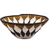 African Basket - Swaziland - Sisal Bowl -  5 Inches Across - #72665